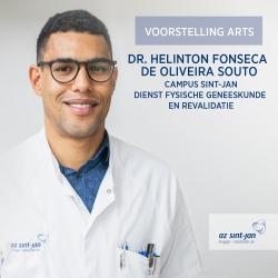 Voorstelling dr. Fonseca de Oliveira Souto