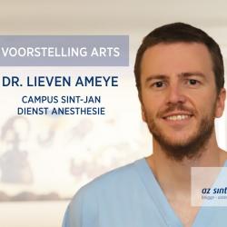 Voorstelling dr. Lieven Ameye