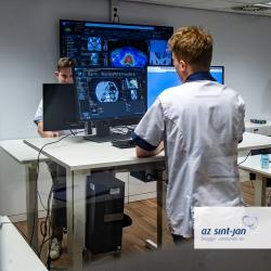 Onze dienst Radiotherapie voert een toekomstgerichte strijd tegen kanker
