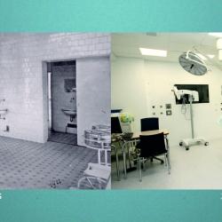 Nieuwe polikliniek voor eeuw oude dienst neus-, keel- en oorziekten
