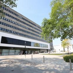 Nieuwe voorgevel campus Sint-Jan