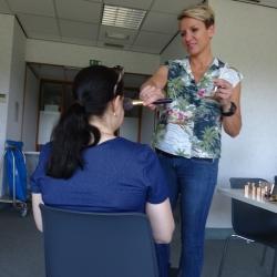 Workshop verzorging en make-up voor kankerpatiënten