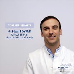 Voorstelling dr. Edward De Wolf