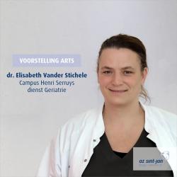 Voorstelling dr. Elisabeth Vander Stichele