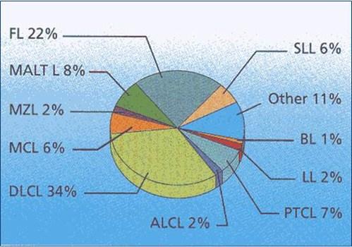 Wanneer lymfocyten zich abnormaal ontwikkelen en ongecontroleerd woekeren, spreekt men van lymfoom.