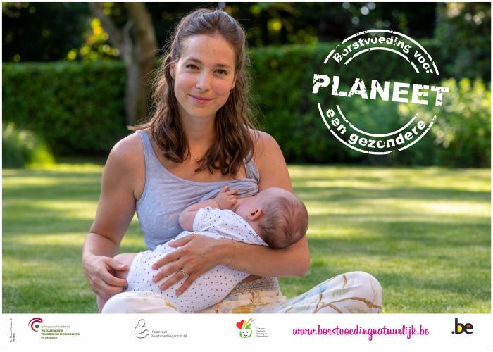 Week van de borstvoeding - FOD