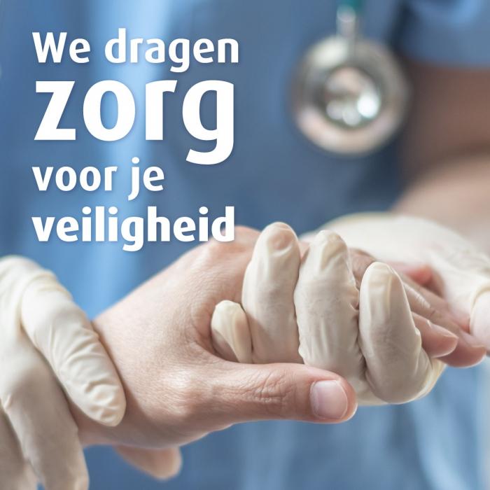 Campagne veilig ziekenhuis