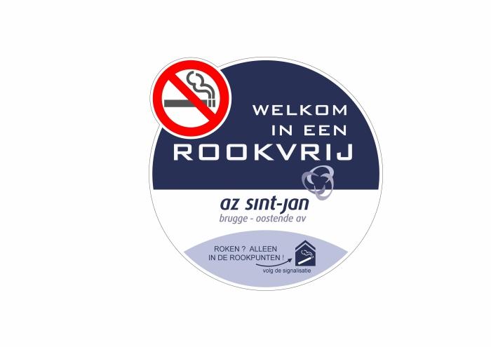 Rookbeleid AZ Sint-Jan Brugge-Oostende AV