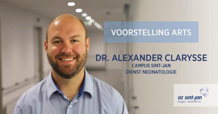 dr. Alexander Clarysse