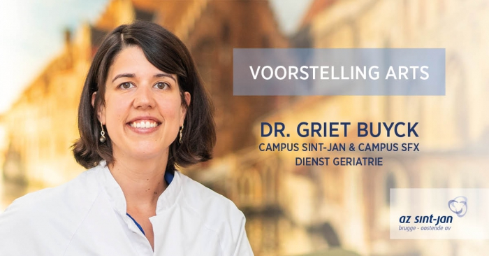 dr. Griet Buyck