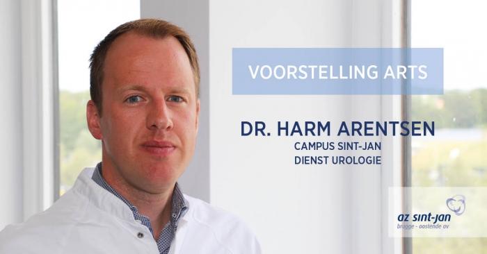 dr. Harm Arentsen