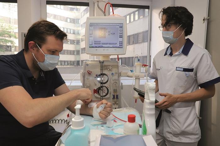 Thuishemodialyse AZ Sint-Jan Brugge-Oostende AV