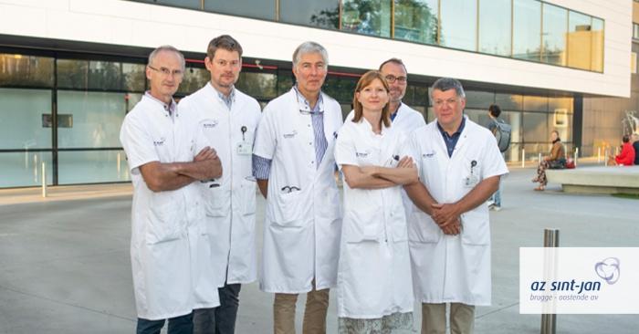 Team vaat- en hartchirurgen