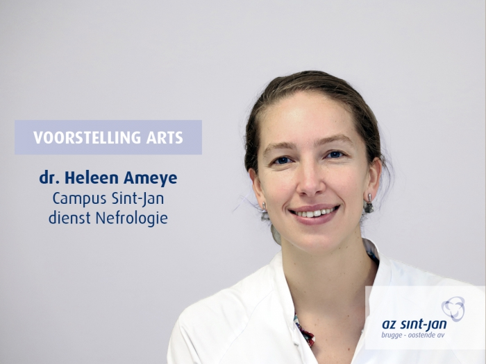 Voorstelling dr. Heleen Ameye