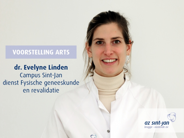 dr. Evelyne Linden - Revalidatiearts