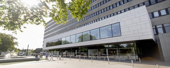 Inkomplein AZ Sint-Jan Campus Sint-Jan Brugge