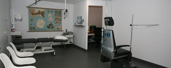 De dienst Neus-, Keel- en Oorziekten staat met haar volledig vernieuwde, hoogtechnologische polikliniek garant voor kwaliteitsvolle zorg.