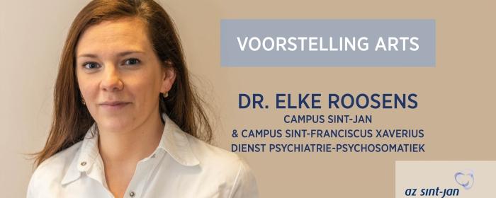 voorstelling dr. Roosens