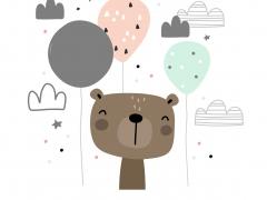 Oh Baby - beer met ballonnen